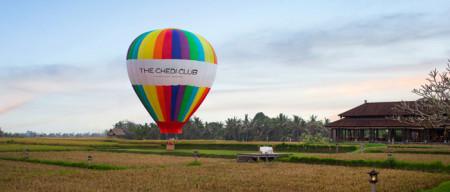 巴厘岛热气球观光之旅